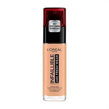 L'Oreal Infaillible 24H Foundation 140 Golden Beige 30ml