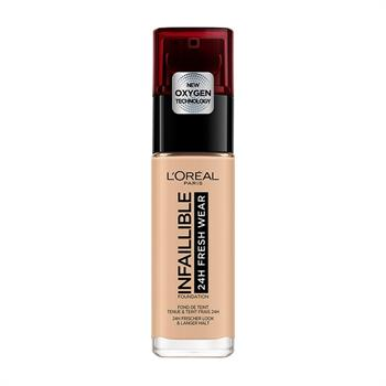L'Oreal Infaillible 24H Foundation 125 Natural Rose 30ml