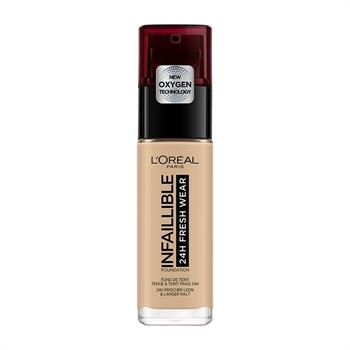 L'Oreal Infaillible 24H Foundation 120 Vanilla 30ml