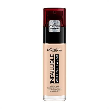 L'Oreal Infaillible 24H Foundation 20 Ivory 30ml