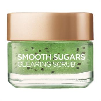 L'Oreal Smooth Sugars Clearing Scrub 50ml