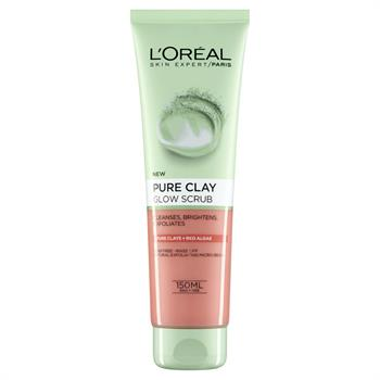 L'Oreal Pure Clay Glow Scrub 150ml