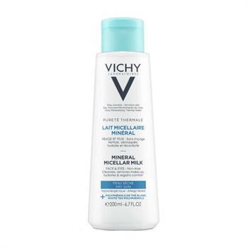 Vichy Purete Thermale Mineral Micellar Milk για Ξηρή Επιδερμίδα 200ml