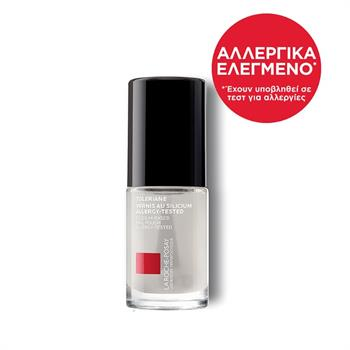 La Roche Posay Toleriane Silicium Βερνίκι Mat Top Coat 6ml