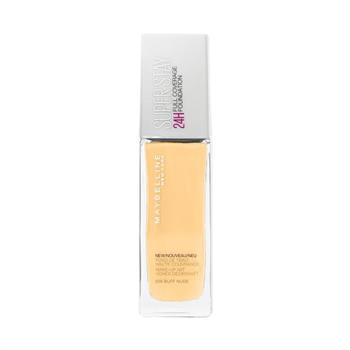 Maybelline Super Stay 24H Full Coverage Foundation 26 Buff Nude 30ml