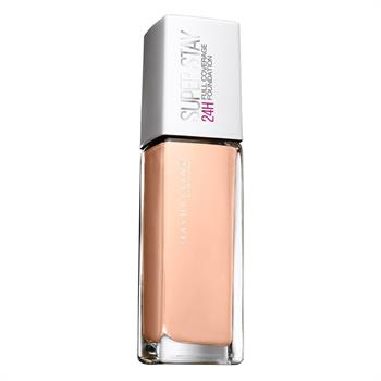 Maybelline Super Stay 24H Full Coverage Foundation 21 Nude 30ml