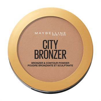 Maybelline City Bronzer & Contour Powder 300 Deep Cool 8gr