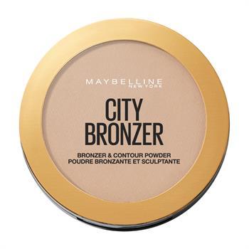Maybelline City Bronzer & Contour Powder 250 Medium Warm 8gr