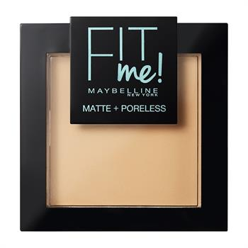 Maybelline Fit Me Matte + Poreless Pressed Powder 128 Warm Nude 9gr