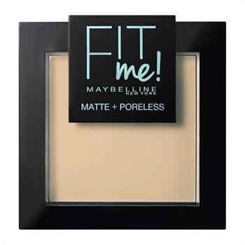 Maybelline Fit Me Matte + Poreless Pressed Powder 115 Ivory 9gr