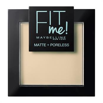 Maybelline Fit Me Matte + Poreless Pressed Powder 105 Natural Ivory 9gr