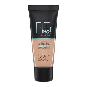 Maybelline Fit Me Matte + Poreless Foundation 230 Natural Buff 30ml