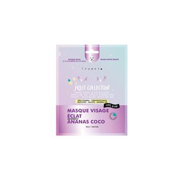 MakeMeUp Ενυδατική μάσκα Ανανά για το πρόσωπο 30ml