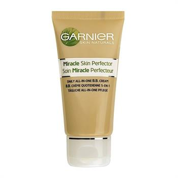 Garnier BB Cream Miracle Skin Perfector SPF15 Medium Για Κανονική Επιδερμίδα 50ml