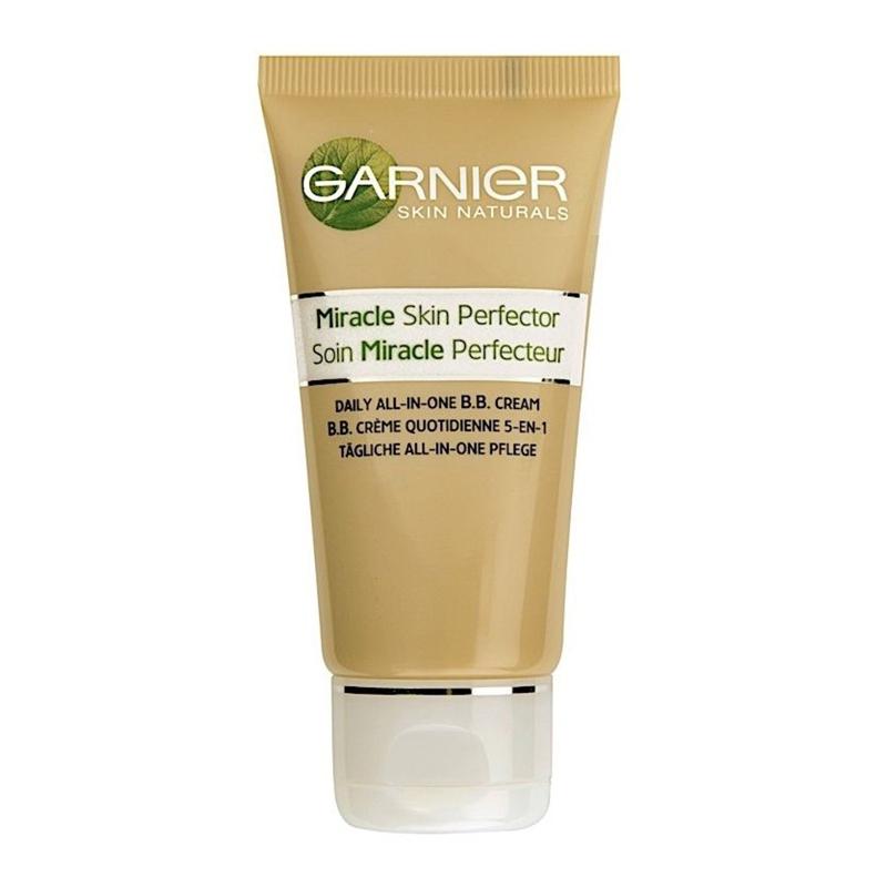 Garnier BB Cream Miracle Skin Perfector SPF15 Medium Για Κανονική Επιδερμίδα 50ml