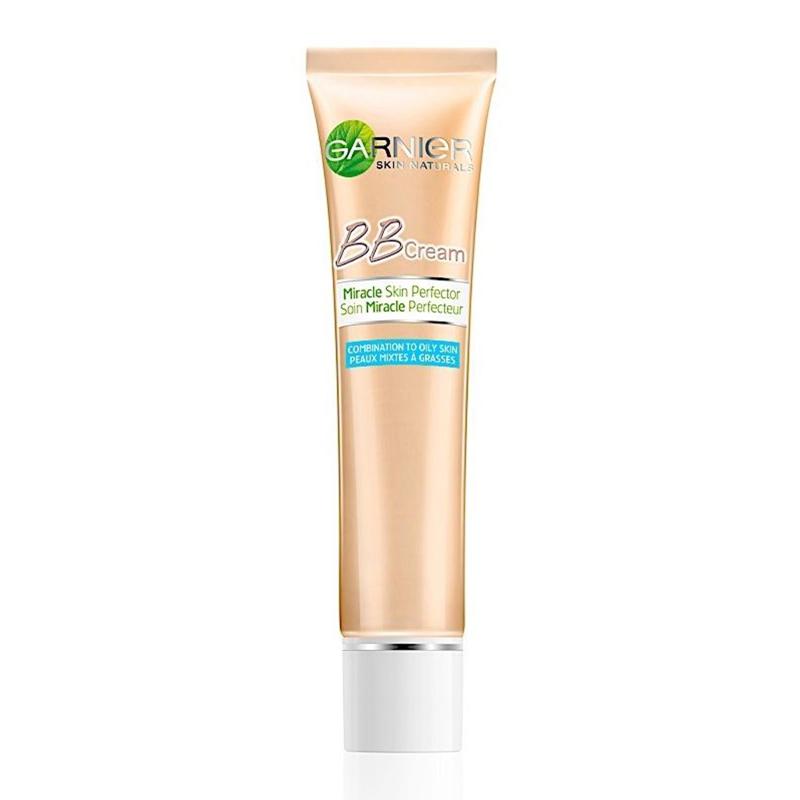 Garnier Miracle Skin Perfector All-In-One BB Cream Oil Free SPF20 Medium 40ml