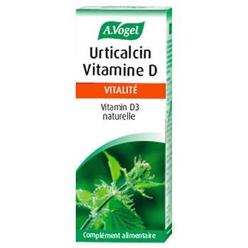 A.Vogel Urticalcin Vitamin D 180 tabs