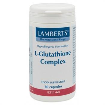 Lamberts L Glutathione Complex 60caps