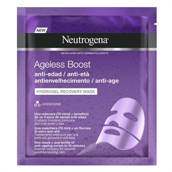 Neutrogena Ageless Boost Youthful Recovery Mask Αποκατάστασης Προσώπου 30ml