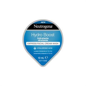 Neutrogena Hydro Boost Instant Cream Mask Μάσκα Express σε Μορφή Κρέμας 10ml