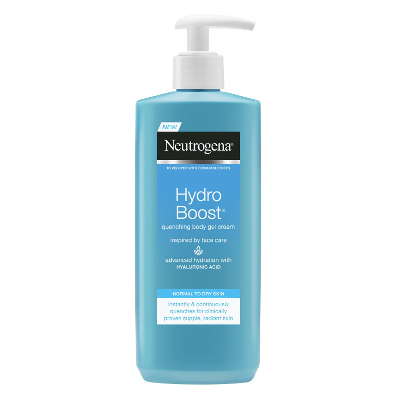 Neutrogena Hydro Boost Body Gel Cream Ενυδατική Λοσιόν Σώματος σε Μορφή Gel 250ml