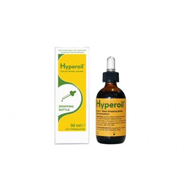 Hyperoil Ελαιώδης Σύνθεση με Σταγονόμετρο 50ml