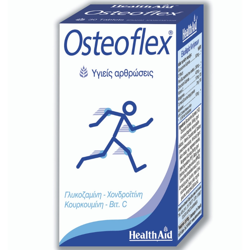 Health Aid Osteoflex Bottle 30tabs