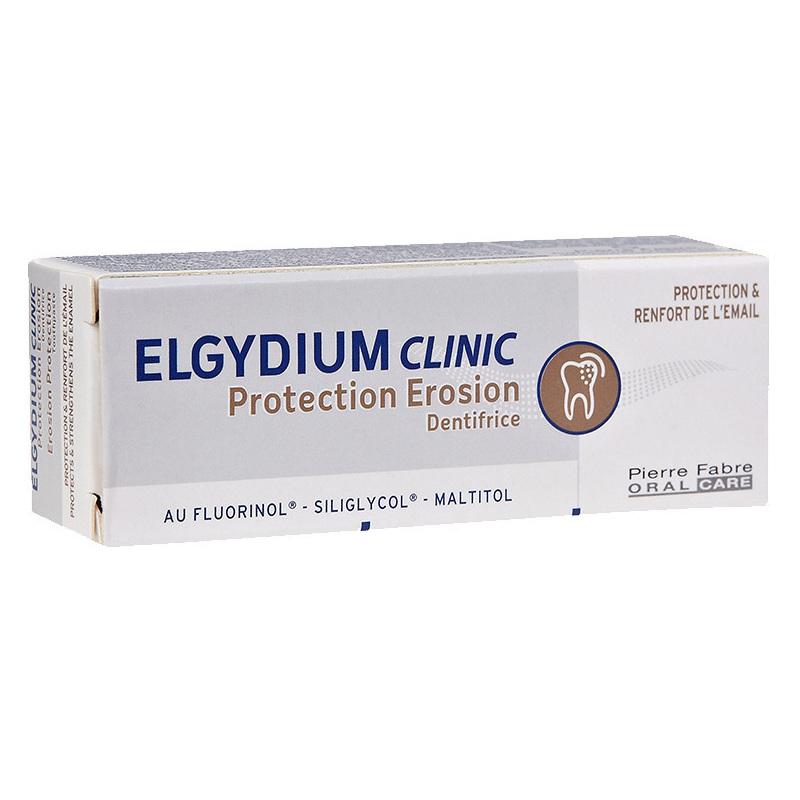 Elgydium Οδοντόκρεμα Clinic Protection Erosion 75ml
