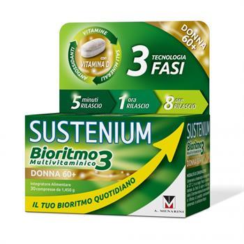 Menarini Biorhythm 3 Multivitamin Woman 60+ 30tabs
