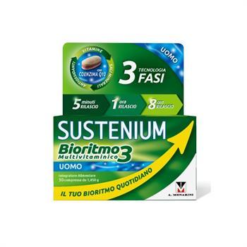 Menarini Biorhythm 3 Multivitamin Man 30tabs