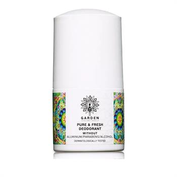 Garden Pure & Fresh Deodorant Unisex Roll-On 50ml