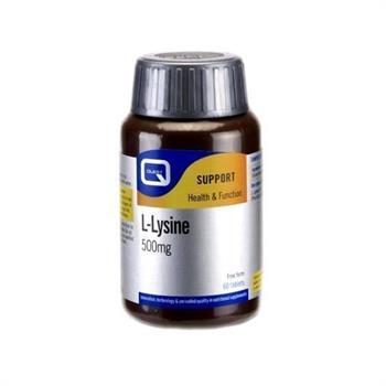 Quest L-Lysine 500mg 60tabs