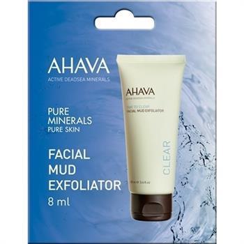 Ahava Facial Mud Exfoliator 8ml