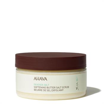 Ahava Softening Butter Dead Sea Salt Scrub 220gr