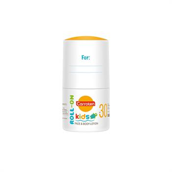 Carroten Kids Face & Body Roll-On Lotion SPF30 50ml