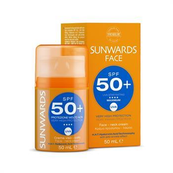 Synchroline Sunwards Face & Neck Cream SPF50 50ml