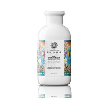Garden Baby Shampoo & Bath – Bρεφικό Σαμπουάν & Αφρόλουτρο 250ml