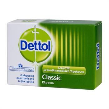 Dettol Classic Βar Soap 100g