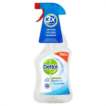 Dettol Antibacterial Surface Cleaner 750ml