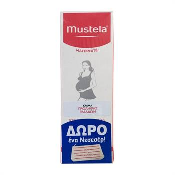 Mustela PROMO Stretch Marks Prevention Cream 150ml & ΔΩΡΟ Νεσεσερ
