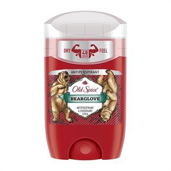 Old Spice Bearglove Antiperspirant & Deodorant Stick 48h Dry Feel 50ml