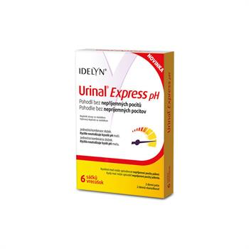 VivaPharm Urinal Express PH 6 sachets