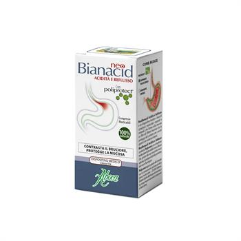 Aboca Neo Bianacid 14 chewable tabs