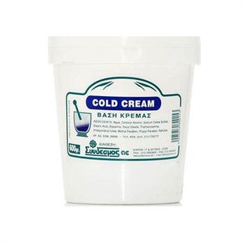 Chemco Cold Cream Κρέμα Βάση 600gr