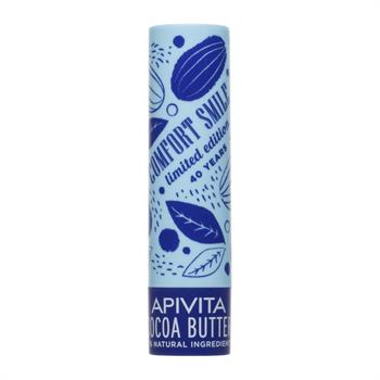 Apivita Lip Care Limited Edition Stick με Βούτυρο Κακάο SPF20 4.4gr
