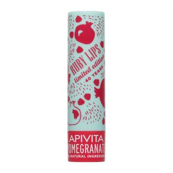Apivita Lip Care Limited Edition Stick με Ρόδι 4.4gr