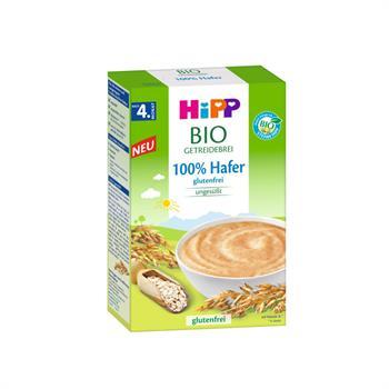 Hipp Κρέμα Χωρίς Γάλα με Βρώμη 200gr