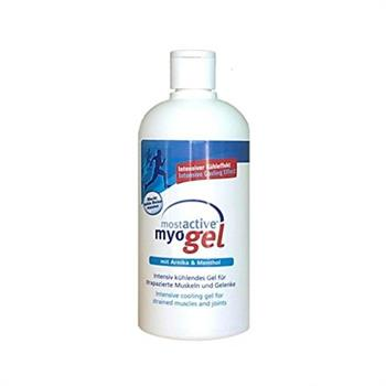 Myogel Most Active Intensive Cooling Gel με Άρνικα και Μινθόλη 500ml