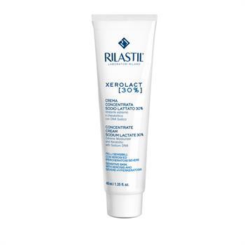 Rilastil Xerolact Concentrate Cream Sodium Lactate 30% 40ml
