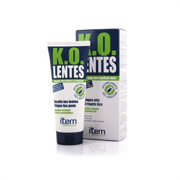 Inpa Item K.O Lentes Repulsif Baume Decolleure - Αντιφθειρική Λοσιόν 100 ml